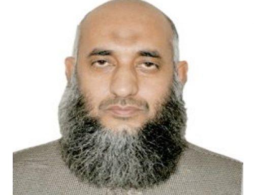 NECDO Managing Director Dr. Fazal Ghani Kakar Bios