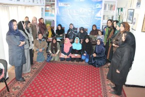 Mobilizing Afghan Man to Protect Woman Rights, Democracy and Peace Workshop in Kabul