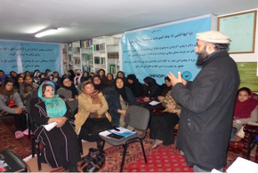 Afghan Women Voting outreach Program Final Report