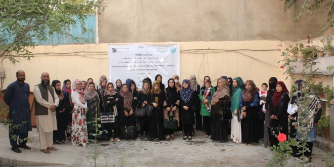 Delegitimizing Oppressive Discourse Training for Afghan Women Women's Rights Activist  on Women's Rights in Islamic Legal Framework