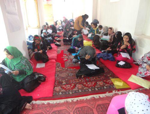 Development of Women Shuras Leadership Potential Project