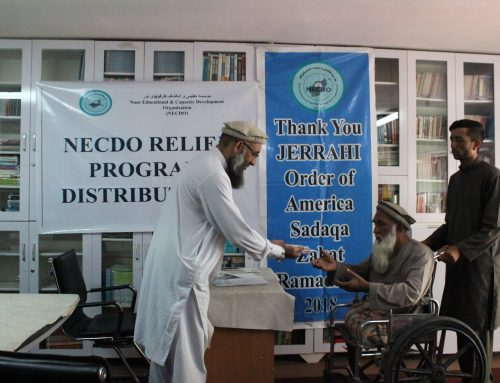 Relief Program Interventions (Eidul-Fitr)