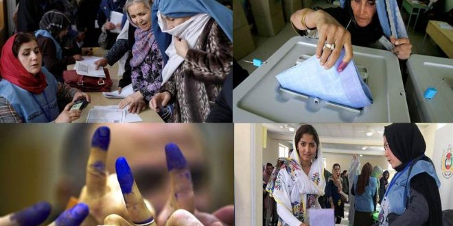 Survey Research Report Restoring the Afghan Women Confidence and meaningful participation in Free & Fair Presidential Elections