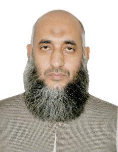 Dr. Fazal Ghani Kakar